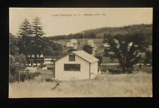1930s Camp Innabah Spring City PA Chester Co Postcard Pennsylvania