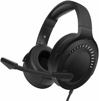 NUBWO N15 Surround Sound Stereo Gaming Headset Noise Cancelling Over Ear PC Mic