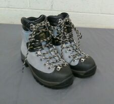 La Sportiva Makalu High-Quality Gray Suede Leather Mountaineering Boots EU 36.5