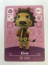 Elvis Amiibo Card