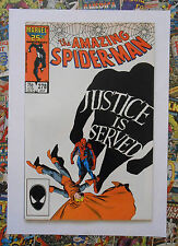 AMAZING SPIDER-MAN #278 - JUL 1986 - HOBGOBLIN APPEARANCE! - VFN- (7.5)