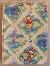 Disney Winnie The Pooh And Friends Twin Size Flat Sheet 100 Acres