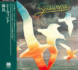 Seawind - Seawind (CD) JAPAN W/OBI  D32Y-3839