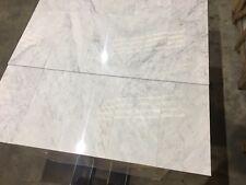 Carrara Marble Tiles, Polished Italian Floor/Wall, 305x610x10mm, Limestone,Stone