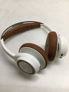 Plantronics BackBeat Sense Smart Wireless Bluetooth Headphones - White
