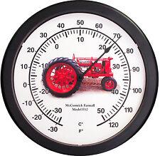 """New McCormick Farmall 1932-1938 Model F-12 Tractor Thermometer Massive 14"""""""