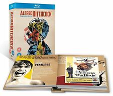 ALFRED HITCHCOCK - Complete Masterpiece Collection 14 Film Boxset (NEW BLU-RAY)