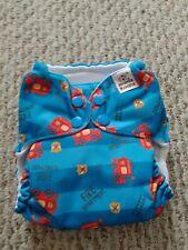 Mama Koala Fire Department Cloth Diaper
