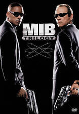 Men in Black Trilogy: 20th Anniv. Ed. (Dvd, 2015, 2-Disc Set)