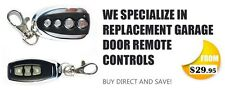 Universal Remote Controls for Garage Door Compatible with Merlin M-842