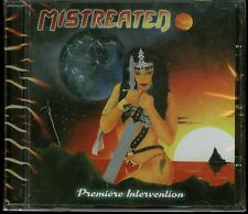 Mistreated Premiere Intervention CD new No Remorse Records – NRR082