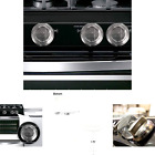 Clear Stove Knob Covers (5 Pack) Child Safety Guards, Large Universal Design ...