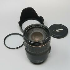Canon Zoom Wide Zoom EF LENS 28-135mm f/3.5-5.6 USM IS - plus filter and hood!