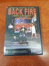 Back Fire DVD (25938)