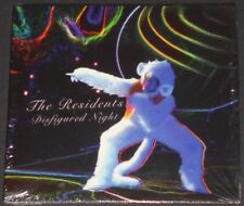 THE RESIDENTS disfigured night EUROPE CD 2016 new sealed