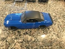 1:24 Jada BigTime Muscle '67 Chevrolet Camaro - #98341