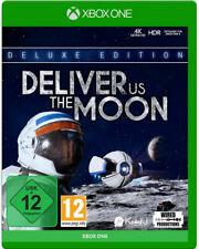 Microsoft Xbox-one xbone juego deliver us the Moon nuevo New 55