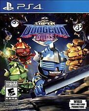 Super Dungeon Bros. (Sony PlayStation 4, 2016) *COMPLETE IN MINT CONDITION*
