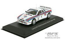 Lancia 037 Rally - Rallye Monte Carlo 1983 - Röhrl / Geistdörfer - 1:43 WB R002