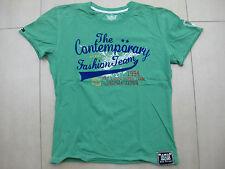Shirt T-Shirt Key Largo M vert Print aspect Use Messieurs