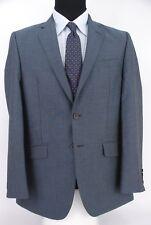 Richard James Savile Row Mayfair 2Btn Blue Blazer Wool Mohair Blend 42R