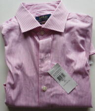 Ralph Lauren Cotton Patternless Formal Shirts for Men