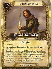 Lord of the Rings LCG - 1x intimidación #015 - Saruman traición