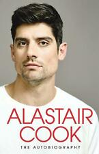 Signed Book - The Autobiography by Alastair Cook First Edition 1st Print