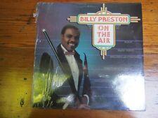 Billy Preston-On the Air-Megatone  M 1014 LP Sealed New-1984
