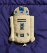 "Star Wars R2-D2 7"" Plush Footzeez Bean Bag Doll by Comic Images"