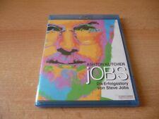 Blu Ray Jobs - jOBS - Die Erfolgsstory von Steve Jobs - Ashton Kutcher - 2014
