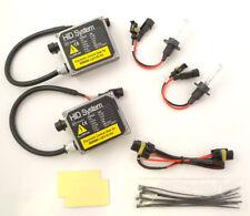 Xenon hid kit green 5k 6k 8k 10k 12k 15k 30k Full Size SS ballast bulbs hid