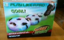 Kids Air Power Music Soccer Lamplight Indoor Football Sport Toy For Girls &Boys