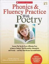 Phonics & Fluency Practice With Poetry: Lessons That Tap the Power of Rhyming Ve
