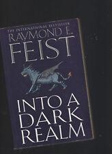 Raymond E Feist/Darkwar 02 Into A Dark Realm Large Trade P/B