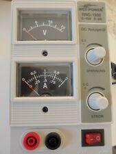 Labor-Netzgerät McPower  0-15V,0-2A ,30 Watt