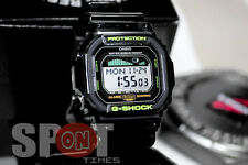 Casio G-Shock G-Lide Tidal Graph Men's Watch GLX-5600C-1