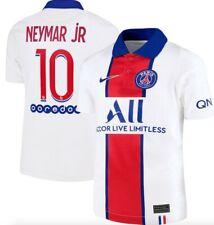 Paris Saint-Germain Away Jersey 2020-21 Neymar Jr 10 Size L