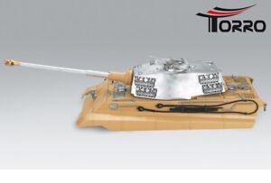 Torro king Tiger Part Accessory Fit Heng Long King Tiger 1/16 Metal Turret BB UK