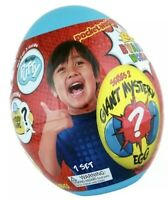 Ryan's World Giant Mystery Egg Blue Series 2 Brand New  HTF Putty Figure