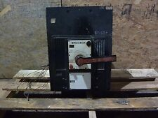 Ge General Electric Thpmmf76 2500 Amp Power Break Circuit Breaker