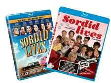 SORDID LIVES THE MOVIE & SORDID LIVES THE SERIES BLU RAY CANADIAN VERSION COMBO