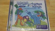NIP Kids All Time Favorite NURSERY RHYMES & SONGS Volume 2 set! *Great Gift*