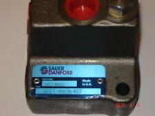 Sauer Danfoss Bus Hydraulic Reservoir Switching Valve Orion Bus Part 010717505