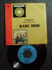 RARE Bird-Sympathy 7 Ps-Made in Belgio-ULTRA RARE