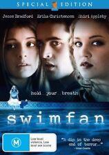 Swimfan (2002) Jesse Bradford, Shiri Appleby - NEW DVD - Region 4