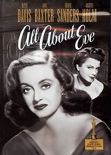 All About Eve Movie Poster 1950 Hollywood Classic