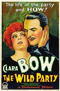 The Wild Party - 1929 - Clara Bow Frederic March Dorothy Arzner Pre-Code DVD