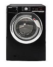 Hoover DXOA 49C3B/1-80 9kg Freestanding Washing Machine - Black