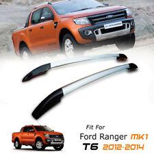 Grey Roll Bar Roof Bar Rack Aluminuim Ford Ranger T6 Px XLT 11 12 13 14 Wildtrak